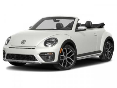 2019 Volkswagen Beetle Convertible Final Edition SEL (Pure White/Beige Roof)