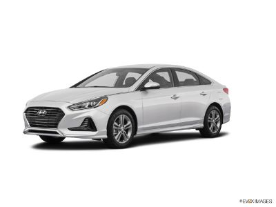 2018 Hyundai Sonata SPORT (Quartz White Pearl)