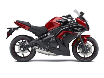 2016 Kawasaki Ninja 650 ABS Sport Motorcycles Arlington, TX