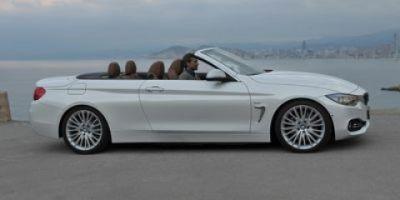 2015 BMW 4 Series 435i xDrive (Red)