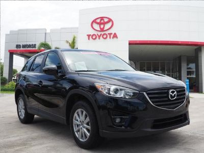 2016 Mazda CX-5 Touring (black)