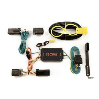 Sell 4 way Trailer Hitch Wiring Light Kit plug n Play T Connector T-One CM55597 motorcycle in Grand Prairie, Texas, US, for US $55.04