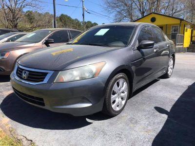 2009 Honda Accord EX-L (Grey)