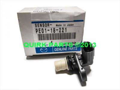 Buy 2012-2014 Mazda 3, 6, CX-5 Crankshaft Position Sensor OEM NEW PE01-18-221 motorcycle in Braintree, Massachusetts, United States, for US $48.18