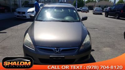 2007 Honda Accord EX-L (Desert Mist Metallic)