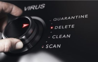 Virus removal & data recovery services