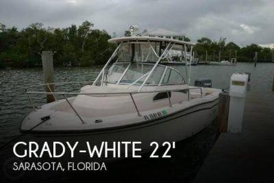 1998 Grady White 228 Seafarer