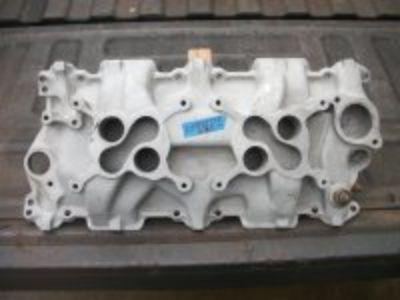 Corvette S/B 2x4 Manifold