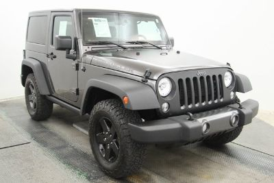2017 Jeep Wrangler Sport (granite crystal metallic clearcoat)