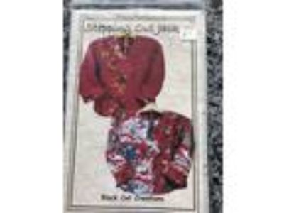 Black Cat Creations Pattern Stepping Out Jacket Sizes 8-22