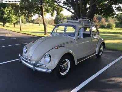 1967 VW Sedan Rust Free 23,000 miles