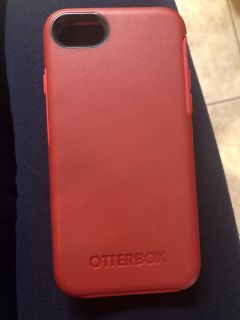Otterbox case for iPhone 7