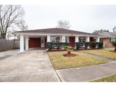 3 Bed 2 Bath Foreclosure Property in Chalmette, LA 70043 - Charles Dr