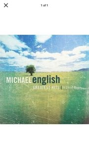 NEW MICHAEL ENGLISH Greatest Hits in Christ Alone CD Best Of **SEALED/ NEW**