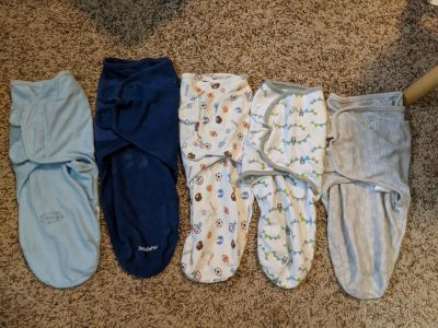 Clothes and swaddles