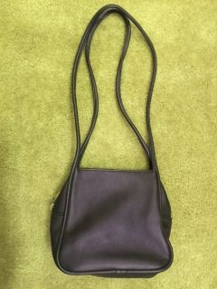 Deep Purple Fossil Purse
