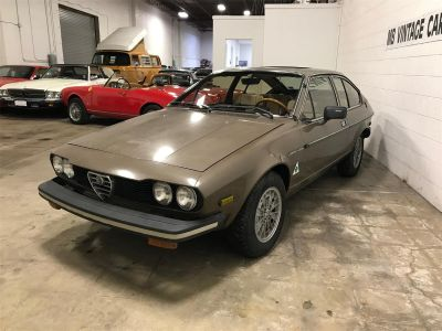 1979 Alfa Romeo Antique