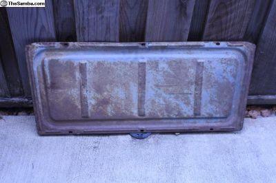 Singlecab/Crewcab Gas Tank Panel