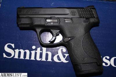 For Sale: NIB Smith & Wesson Shield 9mm