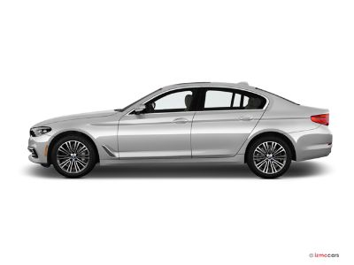 2019 BMW 5-Series 530I XDRIVE (Mineral White Metallic)