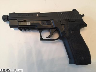 For Sale: Sig Sauer MK25 Navy w/ Threaded Barrel