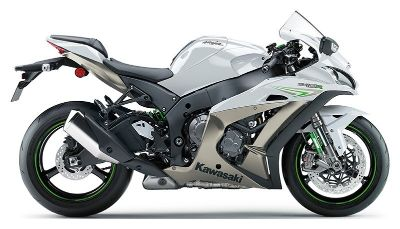 2017 Kawasaki Ninja ZX-10R ABS Supersport Dimondale, MI