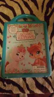 $5 each nip palace pets royal kittens a palace place pets book and magnetic play set