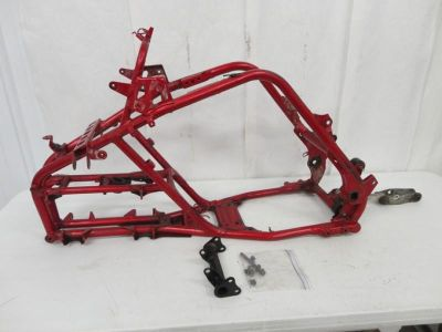 Find 2004 Yamaha YFM660R Raptor Complete Main Frame Chassis Assembly 3138 motorcycle in Kittanning, Pennsylvania, US, for US $399.00