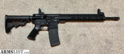 For Sale: AR15 16 Palmetto State Armory/Anderson