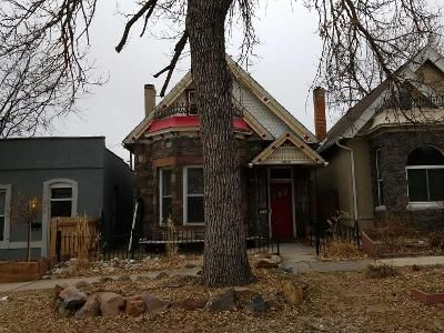 3 Bed 1 Bath Preforeclosure Property in Denver, CO 80211 - Osage St