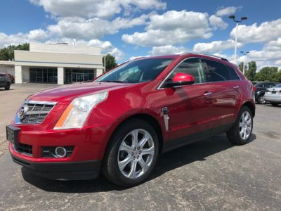 2010 Cadillac SRX Premium Collection (Red)