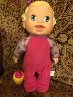 Bouncing Laughing 12 Baby Alive Doll