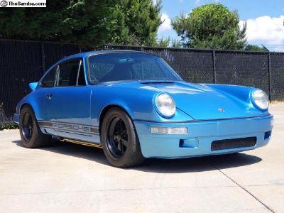 1981 Porsche 911SC Outlaw