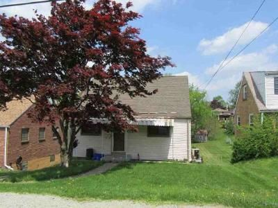 3 Bed 1 Bath Foreclosure Property in West Mifflin, PA 15122 - Kenny St