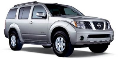 2006 Nissan Pathfinder XE (Avalanche Clearcoat)