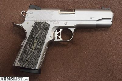 For Sale: Carolina Arms TC 1911 S/S 45ACL NEW