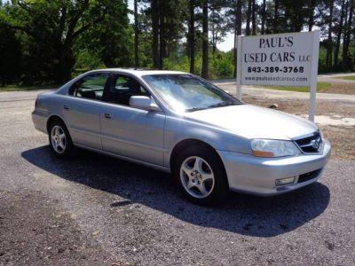 2003 Acura TL 3.2 (Silver)