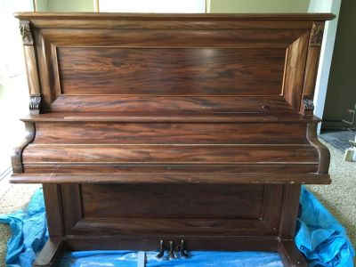 Free Antique Piano from 1890
