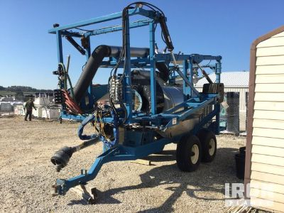 Airtec Sprayer Trailer