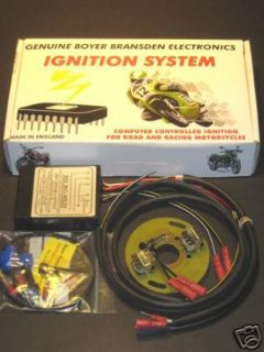 Buy BOYER BRANSDEN electronic ignition Triumph BSA twins UK MADE motorcycle in Canyon Country, California, US, for US $130.00