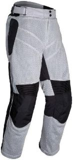 Sell Tourmaster Venture Air Silver 2XL Textile Mesh Motorcycle Riding Pants XXL motorcycle in Ashton, Illinois, US, for US $166.49