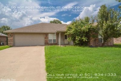26 Blair Dr., Vilonia AR 72173 - Country living 4br 2ba just outside of Conway