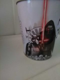 Star Wars Tin Bucket