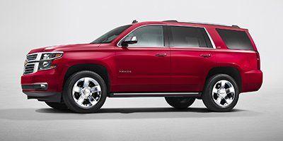 2015 Chevrolet Tahoe LT (Black)