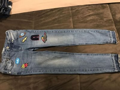 Cat and Jack jeans size 8