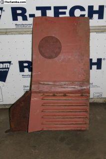 Bus Side Repair Metal Section