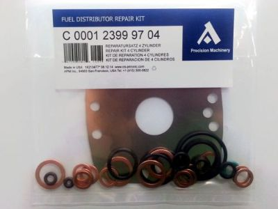 Purchase Audi, BMW, Porsche 924, Saab, Volvo, VW Bosch 4CYL Fuel Distributor Repair Kit motorcycle in San Francisco, California, United States, for US $112.00