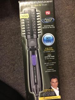 New Infiniti Pro by Conair spin airbrush