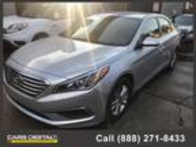2017 HYUNDAI Sonata with 79104 miles!