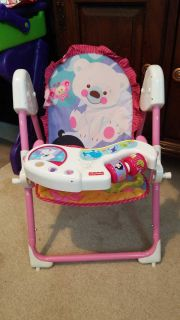 Fisher Price doll swing